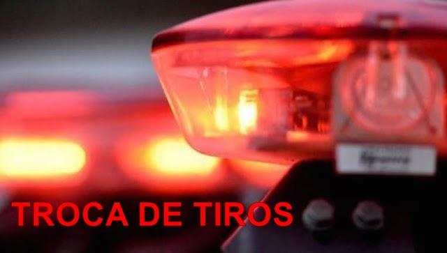 Suspeito morre após trocar tiros com a polícia em Muritiba/BA