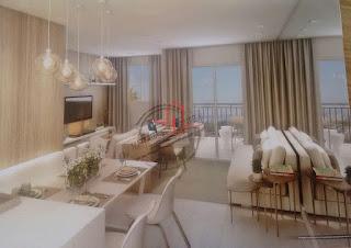 apartamento decorado em santana
