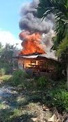 Heboh Kebakaran di Desa Lawe Sagu, Kutacane-Aceh Tenggara | PikiranSaja.com