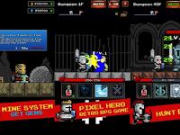 Dungeon n Pixel Hero MOD v5.0 Unlimited Apk Android Terbaru