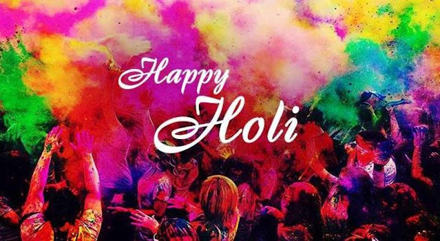 happy Holi Images Shayari