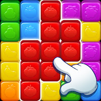Fruit Cubes Blast - Tap Puzzle Legend Apk free Game for Android