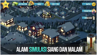 City Island 4: Sim Town Tycoon Mod Apk Money