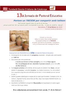 Delegacions de missions a Catalunya, FECC, maleta missionera, projecte educatiu missioner