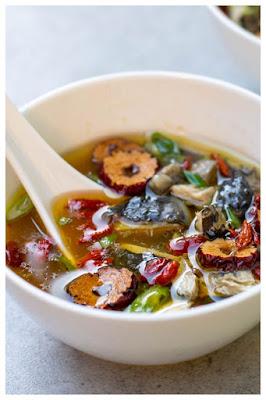 Mixed vegetable soup Recipe - மிக்ஸட் வெஜிடபிள் சூப்