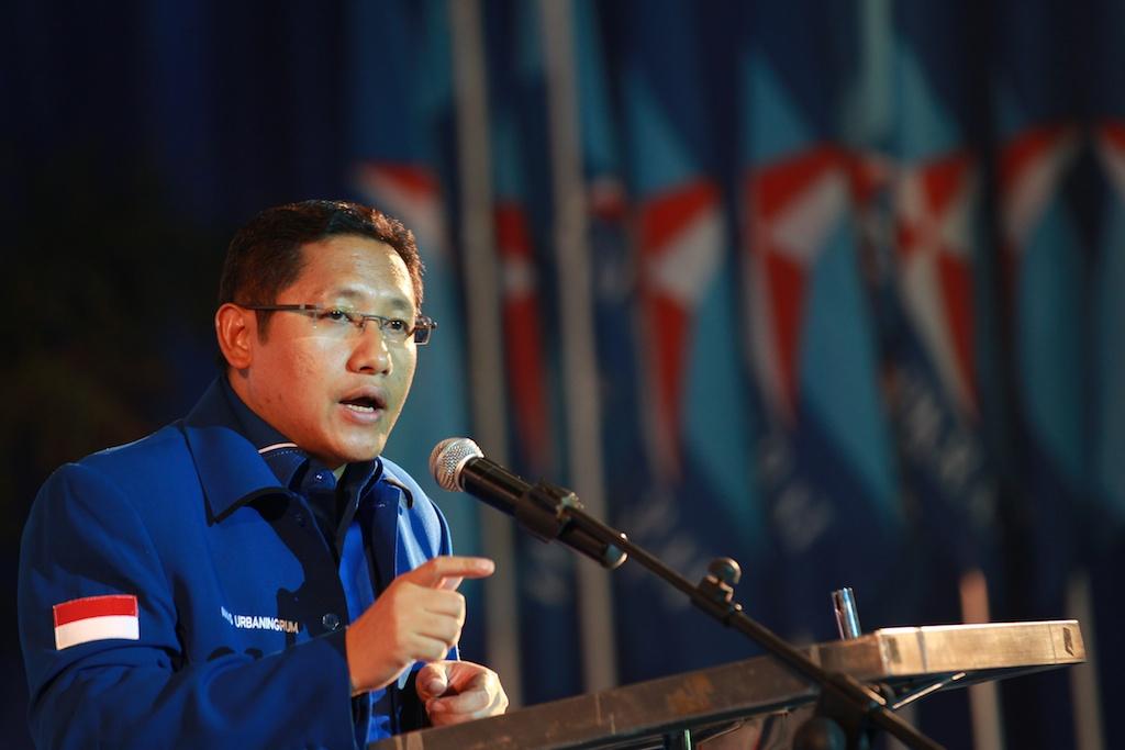 Yus Sudarso Luruskan Bahwa Anas Urbaningrum Tidak Ikut Dalam Kudeta Demokrat, Tapi...