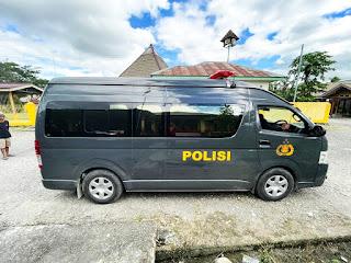 Mabes Polri Kirim Ambulan ke Timika