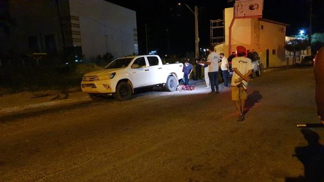 Briga de Rua termina com um homem morto em Patos-PB