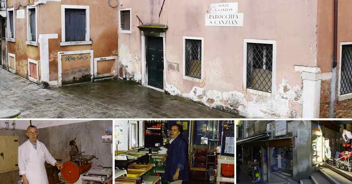 La scuola elementare Imelda Lambertini e altre attività scomparse