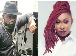 Nigerians Drag Cynthia Morgan After Jude Okoye Releases Contract Details