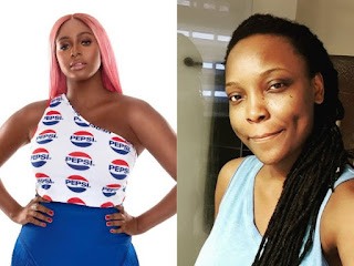 DJ Cuppy Replies Twitter User Who Said Pepsi Should Dump Her And Replace With DJ Switch As Their Ambassador