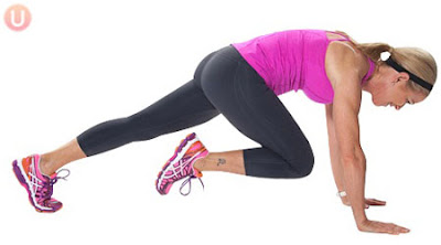 olahraga yang efektif mengkikis lemak paha dan betis
