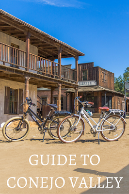 Travel the World: Guide to Conejo Valley in Southern California.  Visit the Ronald Reagan Presidential Library, take an electric bike tour of Paramount Ranch, and more, all on a weekend getaway.
