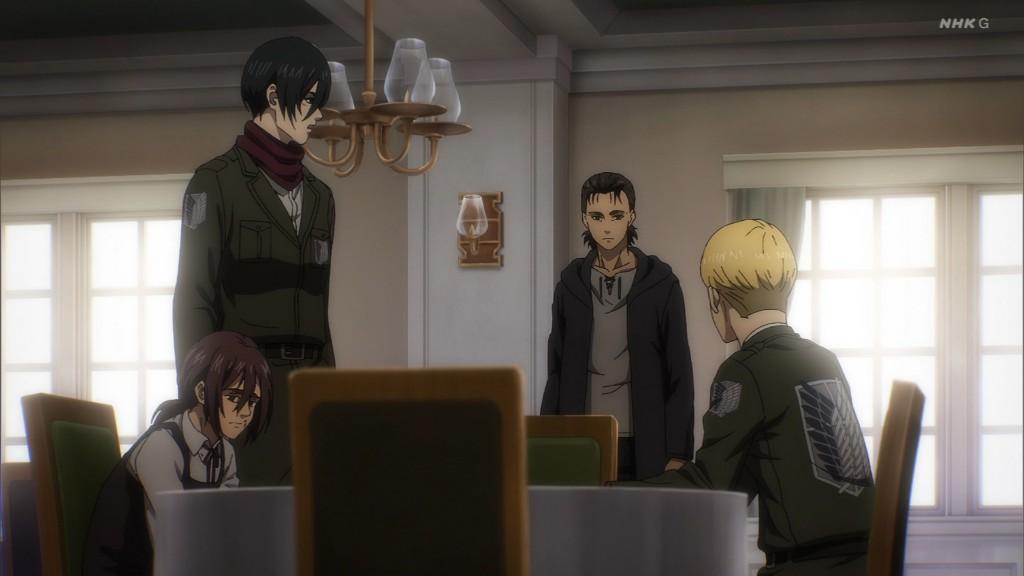 Shingeki no Kyojin Season 4 Episode 13