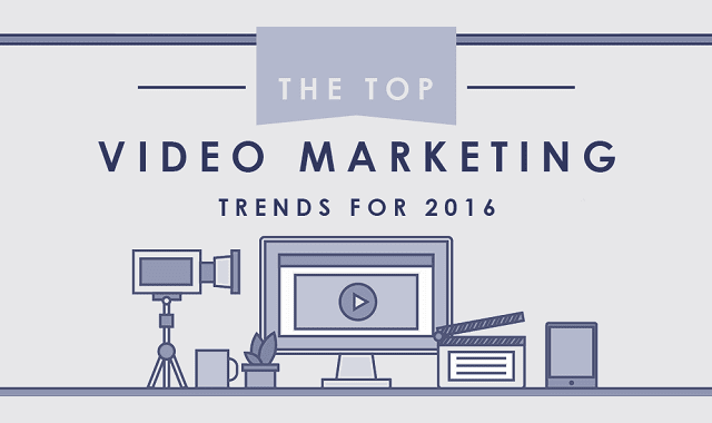 The Top Video Marketing Trends for 2016