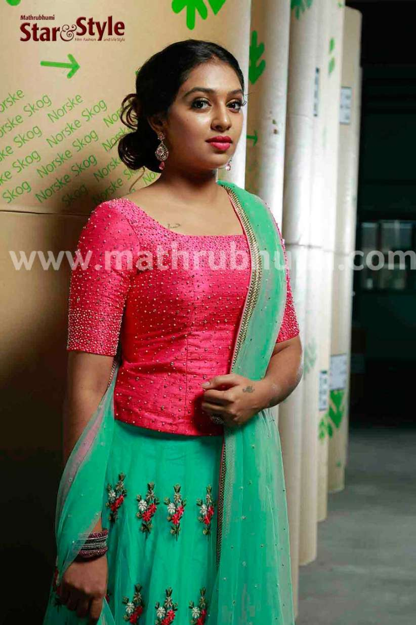 Lakshmi Menon Movie Photos