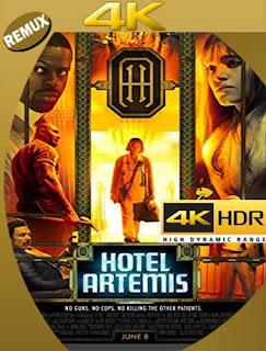 Hotel Artemis (2018)4K REMUX 2160p UHD [HDR] Latino [GoogleDrive]