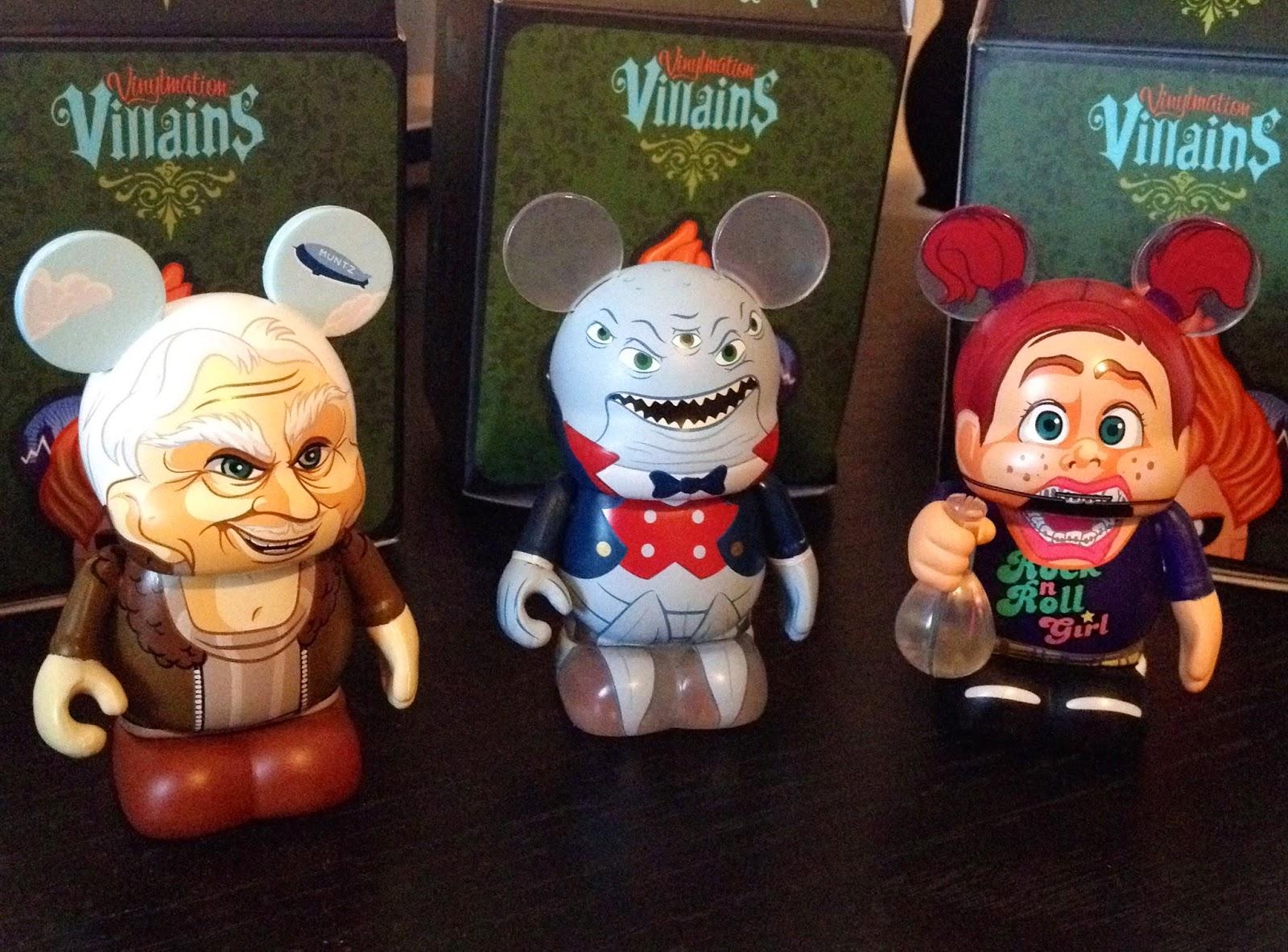 Dan The Pixar Fan Pixar Collection Vinylmation Villains