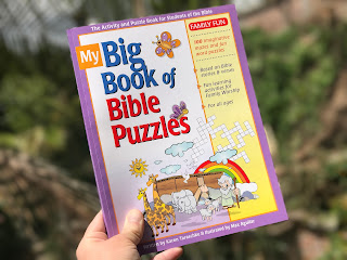 My Big Book of Bible Puzzles for Jehovah's Witnesses