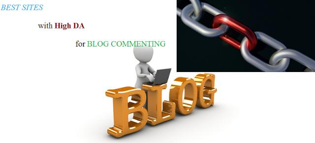 high da,pr blog commenting website