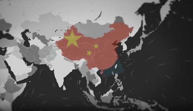 Expanding Chinese navy