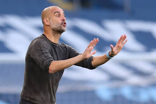 Guardiola named Premier League Manager of the Month for January