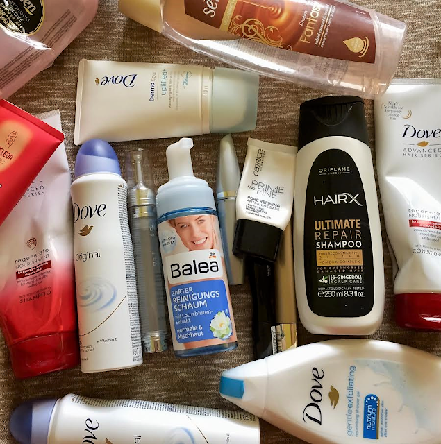 Goodbye products: November