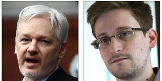 WikiLeaks And NSA Leaker Edward Snowden Clash On Twitter