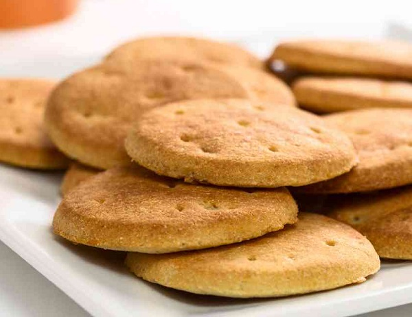 How to make a biscuit for diabetics