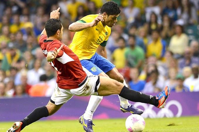 مشاهدة مباراة مصر و البرازيل بث مباشر