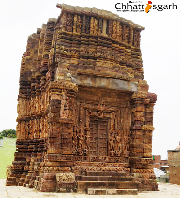 Vishnu Temple Janjgir