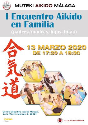1er Encuentro de Aikido en Familia