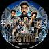 Black Panther 4k Bluray Label