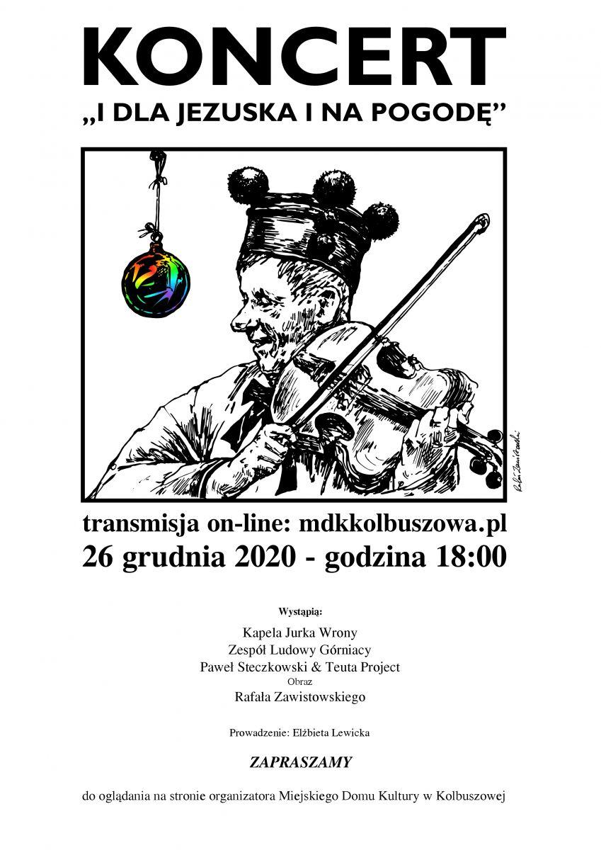 Przed nami koncert ku czci Władysława Pogody