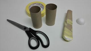 cómo hacer figuras papel maché pipiladas