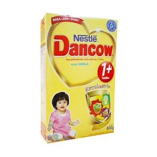 Melekharga Dancow 1+ Excelnutri+ vanila