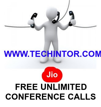Jio Free Conference Call: