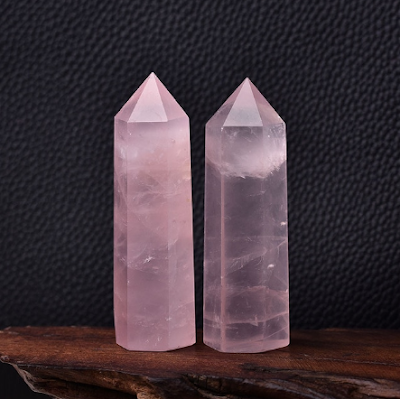 Kamień miłości kwarc różowy