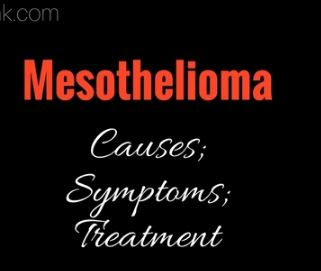 Mesothelioma - Symptoms and Causes treatment
