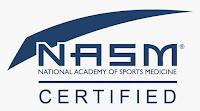 NASM gecertificeerde personal trainer lier mechelen nijlen antwerpen