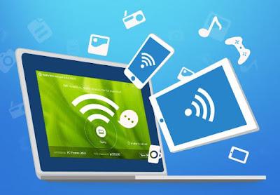 أفضل و أسهل طريقة لتحويل الكمبيوتر أو اللاب توب الى راوتر وايرلس لتوزيع ال WiFi