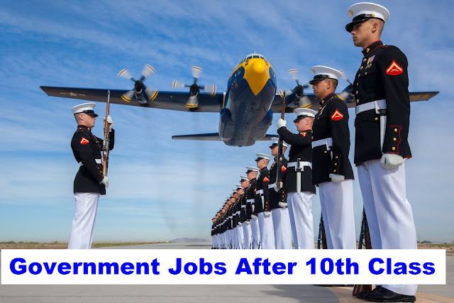 List Of Government Jobs After 10th With Good Salary - Jump Your Career