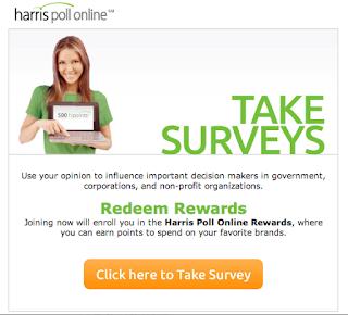 Harris Poll Online Canada