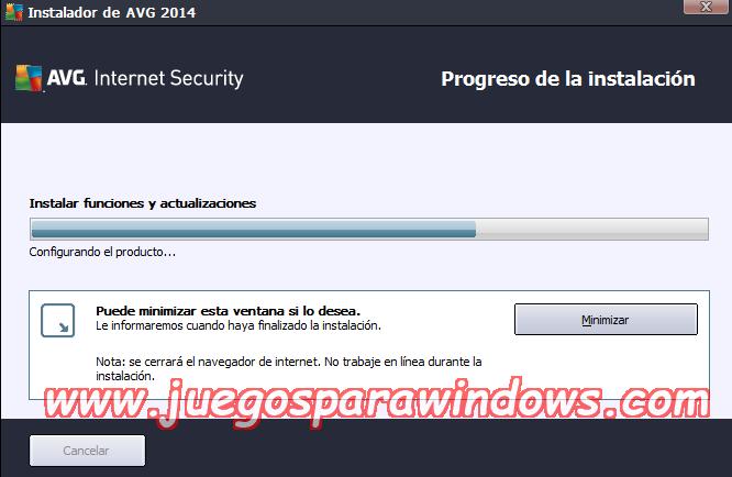 AVG Internet Security v2014.0.4765 Multilenguaje ESPAÑOL Protección Total Para Tu PC 4