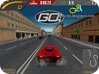 Need For Speed II SE PC Game Snapshot 6