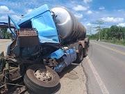Pai de Alexandre Assaiante sofre grave acidente durante colisão próximo a Santa Rita