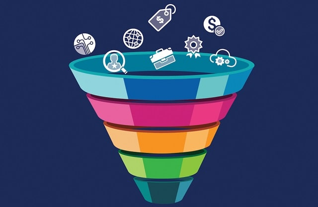 how to optimize marketing funnel stages convert leads into sales