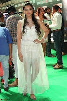 Meghana Gaur in a Deep Neck Sleeveless White Gown at IIFA Utsavam Awards 021.JPG