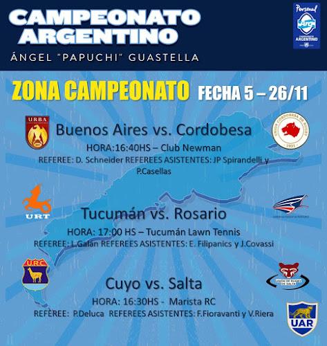 Campeonato Argentino – Ángel Guastella