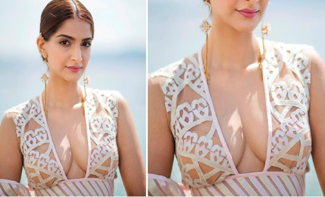 Sonam Kapoor Hot Private Photo